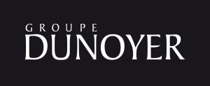 Logo Groupe Dunoyer seul blanc